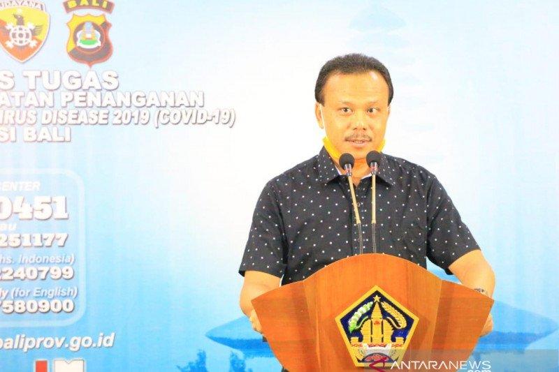GTPP Bali: Kasus positif COVID-19 tembus 1.900