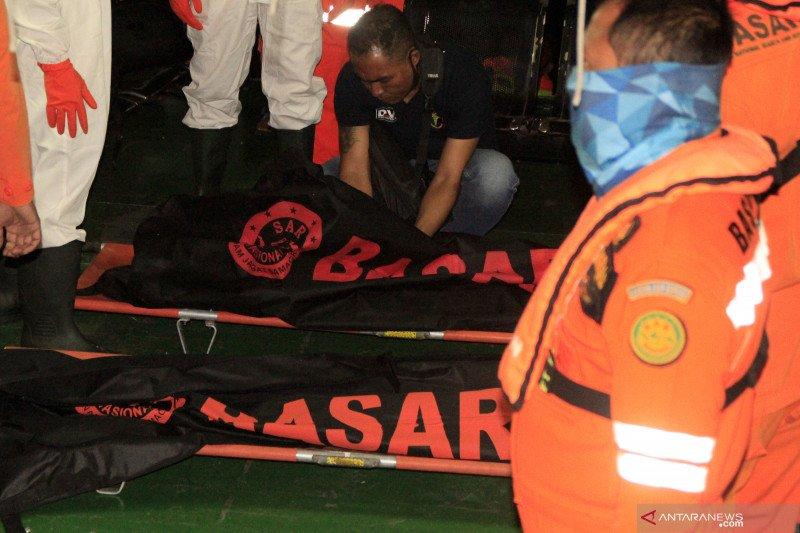 Seorang bayi korban kapal tenggelam dilaporkan meninggal dunia