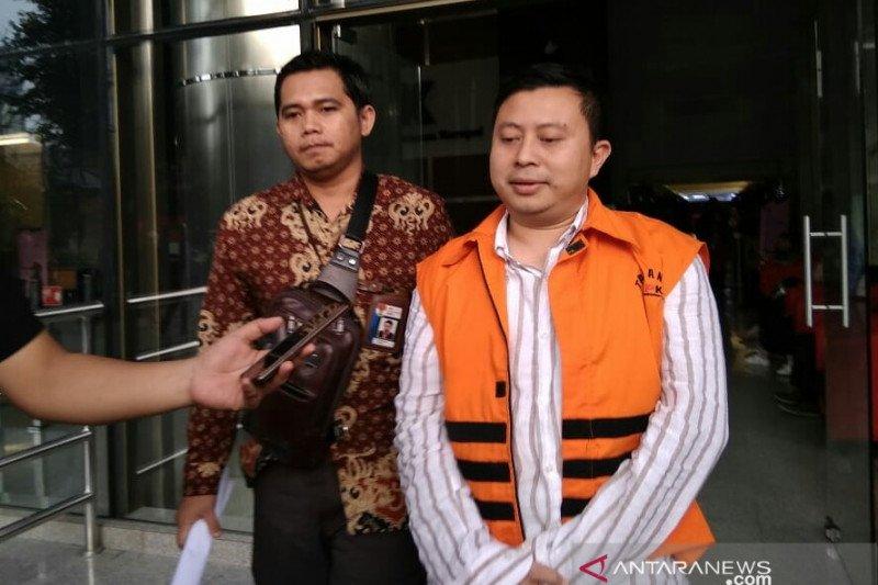 KPK eksekusi Saeful Bahri ke Lapas Sukamiskin