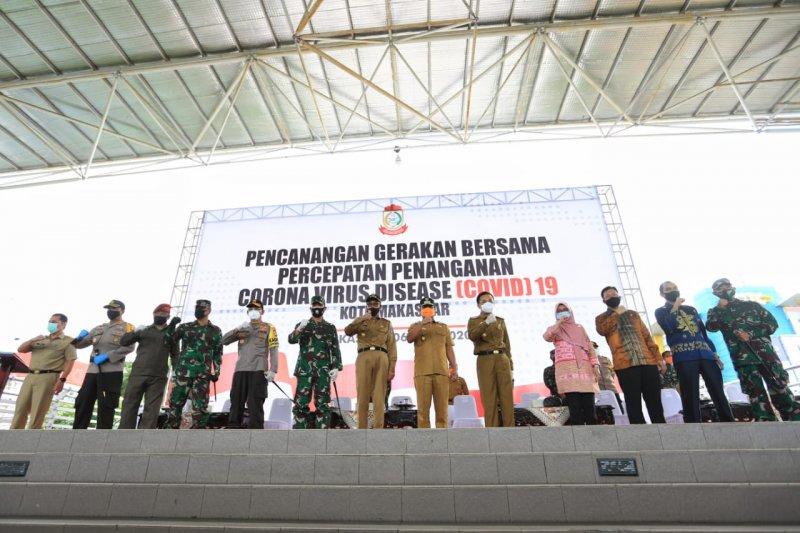 Makassar bertekad lepas dari zona merah COVID-19