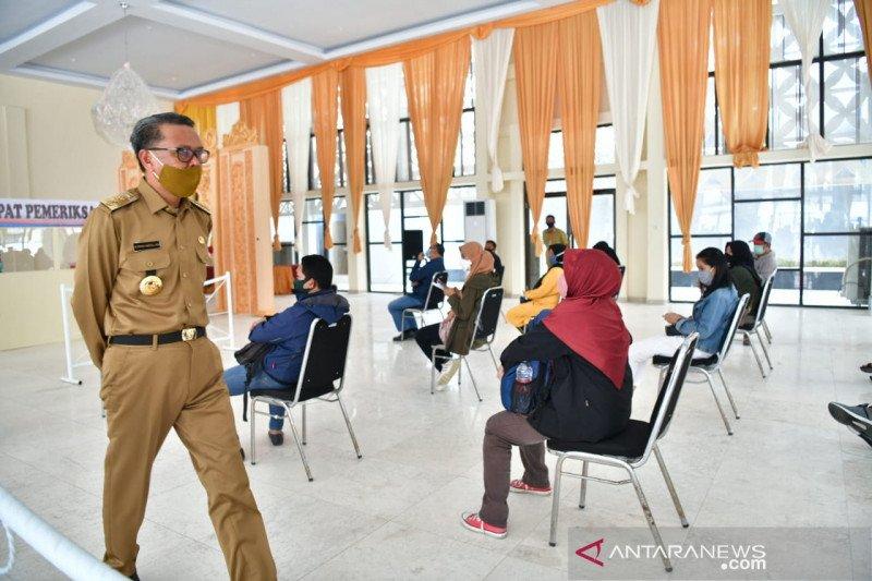 Gubernur Sulsel: Pendaftaran tes cepat gratis melalui daring