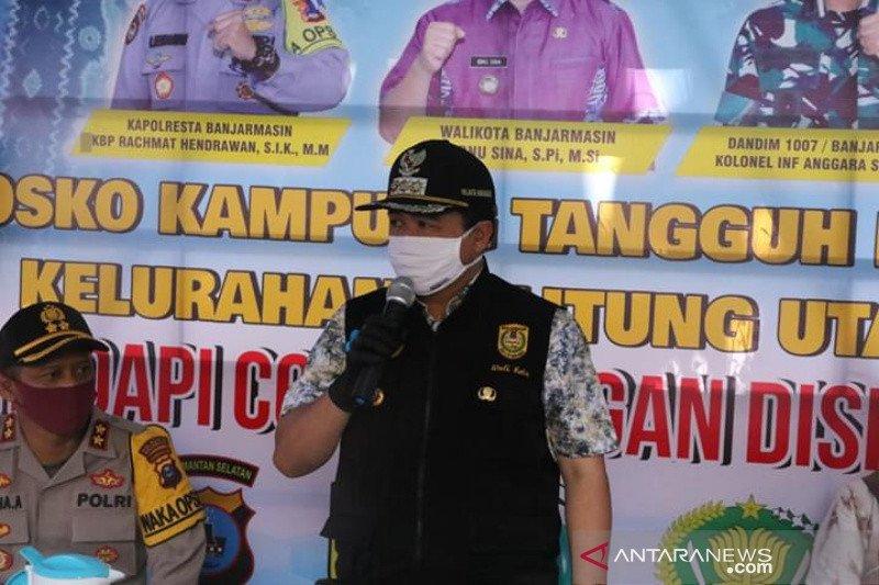 Pemkot Banjarmasin siapkan dana Rp1,5 Juta bagi RT-RW terapkan PSBK