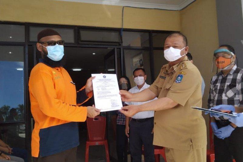 255 karyawan yang terpapar COVID-19 di Halmahera Utara sudah sembuh