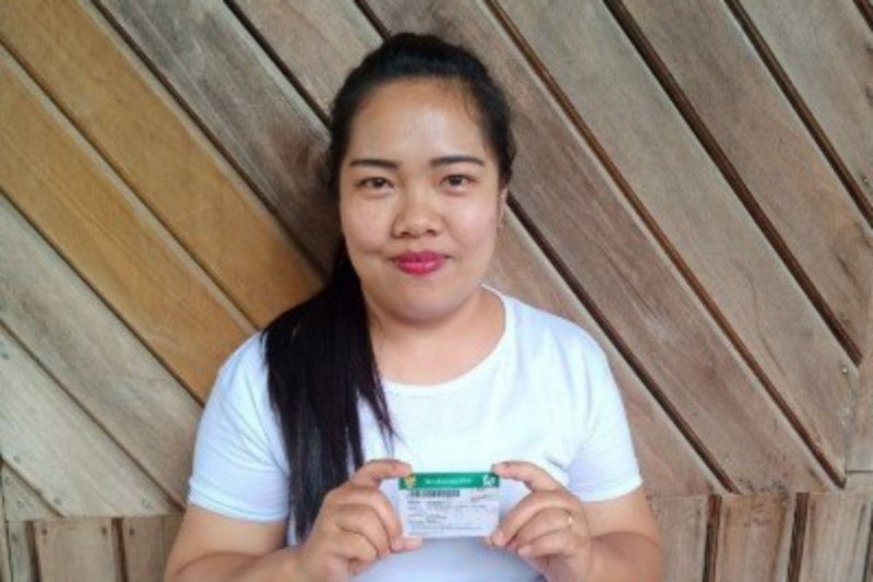 Warga Sulawesi Barat kagumi manfaat JKN-KIS