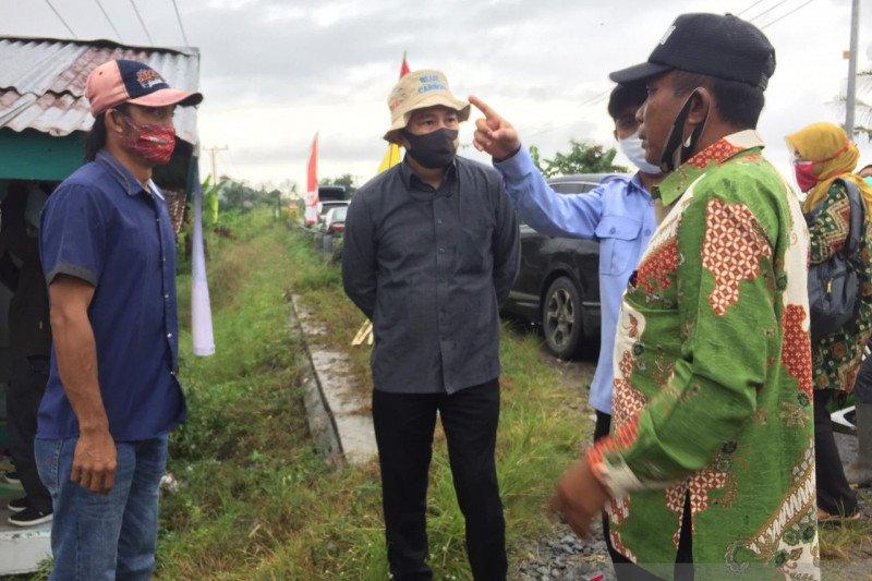 Pemerintah bangun proyek contoh tambak udang lima hektare di Lampung