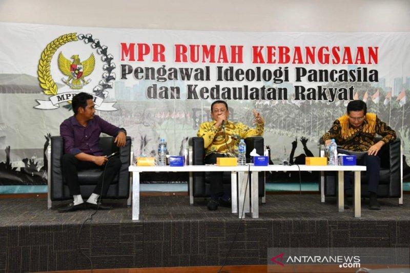 Ketua MPR nilai perlu kembangkan digitalisasi pemilu era normal baru