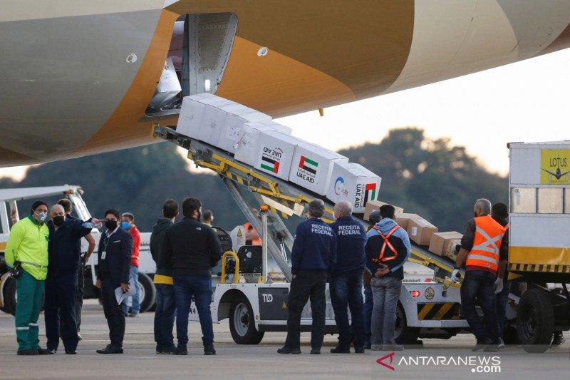 Brazil laporkan penambahan 40.816 kasus dan 921 kematian corona
