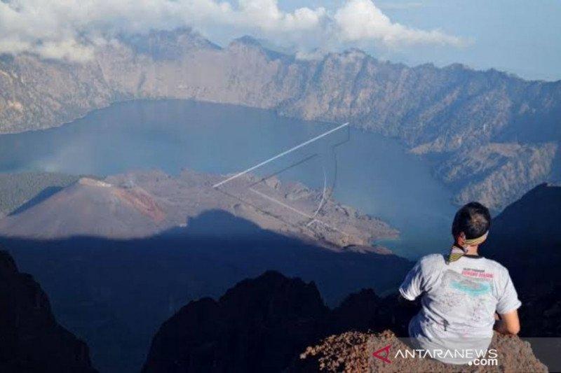 Taman Nasional Gunung Rinjani resmi dibuka untuk wisatawan