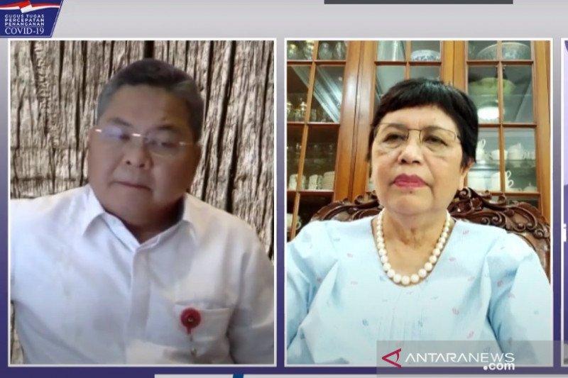Kartini Sjahrir: Perubahan akibat COVID-19 buat masyarakat alami geger