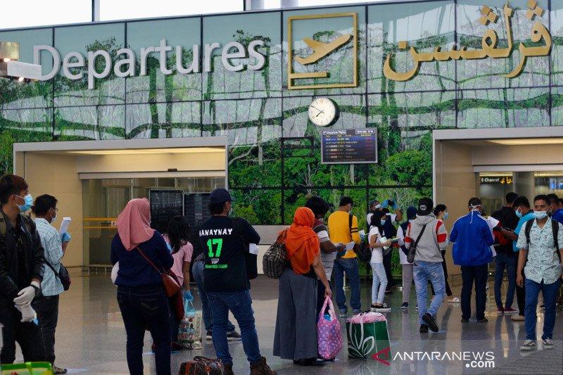 KBRI bantu pemulangan WNI gelombang ke-5 dari Brunei