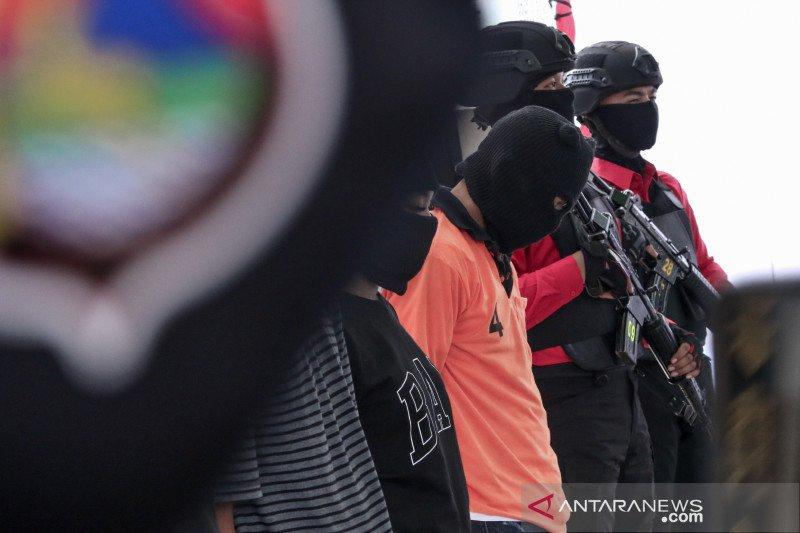 Polisi telusuri kekayaan tersangka narkoba jaringan antarprovinsi