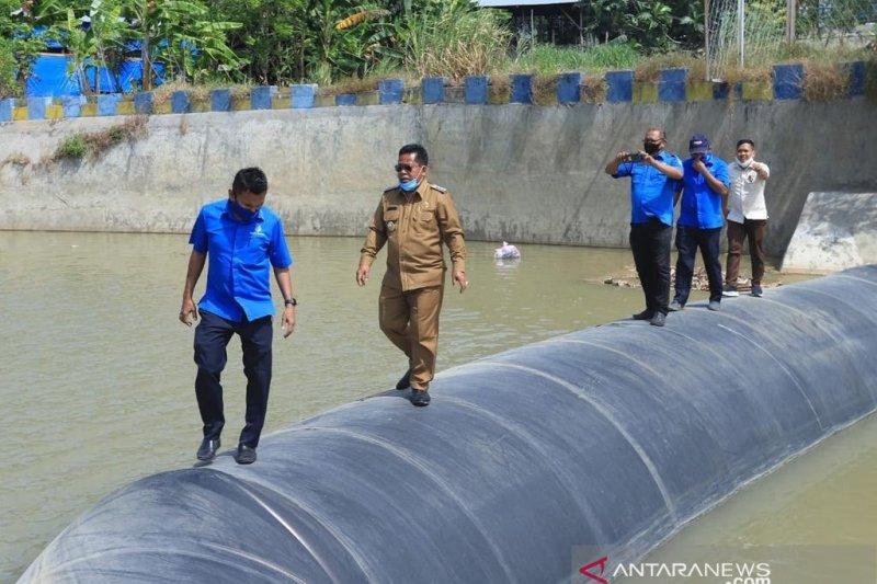 Pemerintah Pusat diminta bangun baru bendungan karet Banda Aceh
