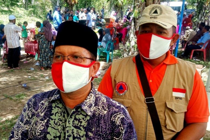 ABK asal Ponorogo Jawa Timur reaktif corona dikarantina di Aceh Barat