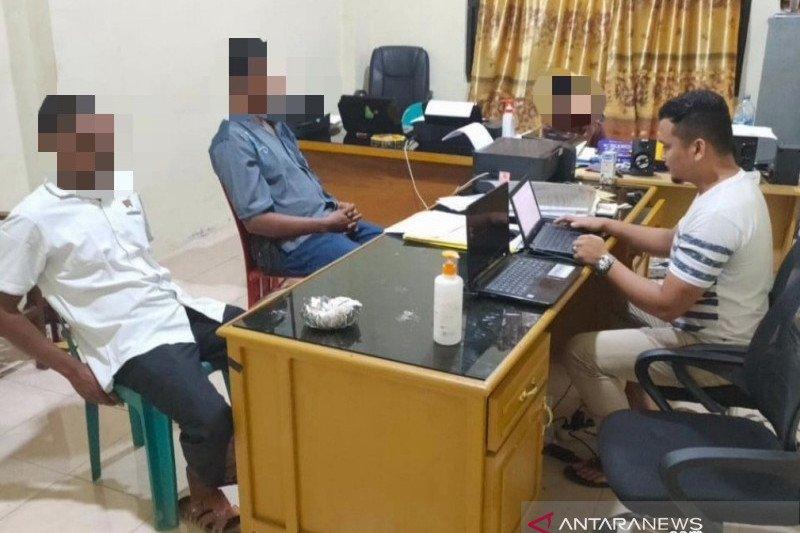 Dua karyawan perkebunan diperiksa terkait karhutla di Nagan Raya Aceh