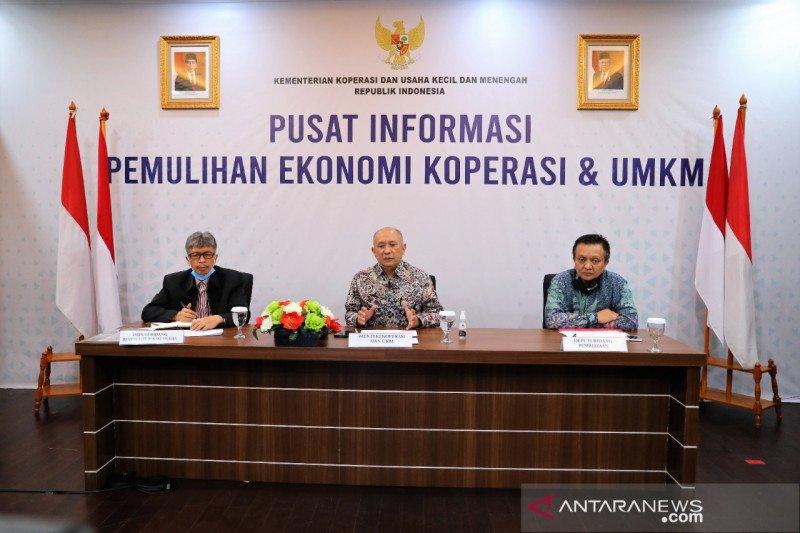UMKM akan diberi subsidi bunga dan penjaminan modal kerja