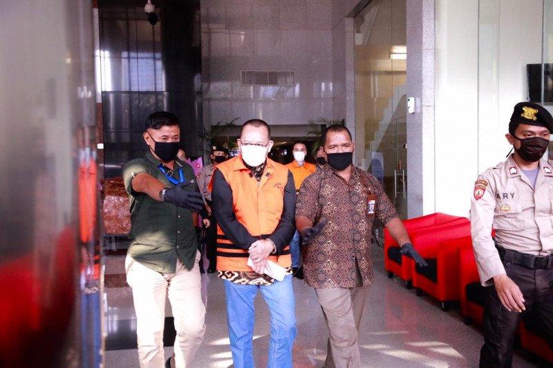 KPK konfirmasi saksi perihal penjualan vila milik tersangka Nurhadi
