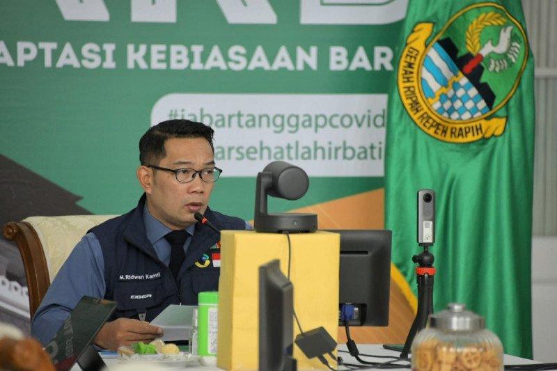 Ridwan Kamil: Utamakan keselamatan warga saat pilkada serentak