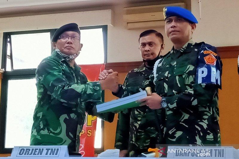 Berkas perkara kasus penusukan Babinsa diserahkan ke Oditur Militer