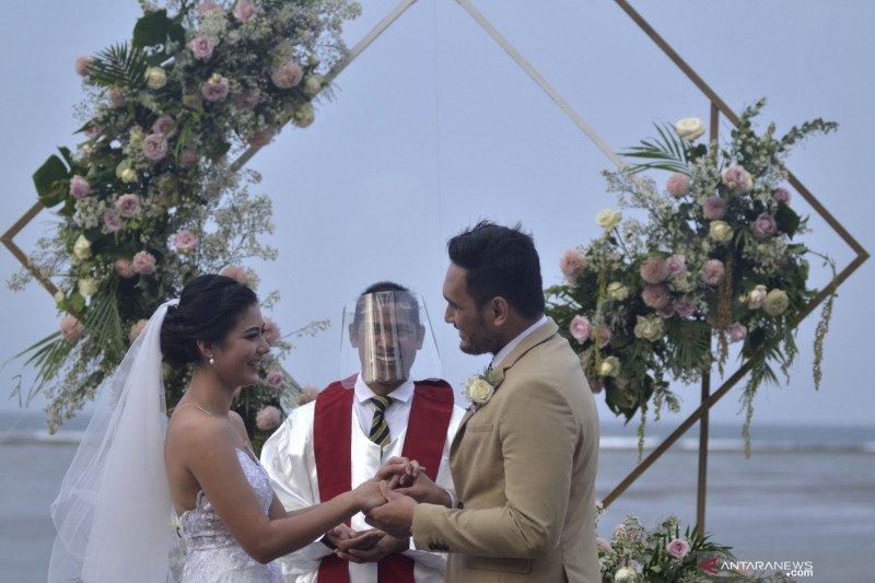 BWA promosikan Bali sebagai tempat  pernikahan di era normal baru