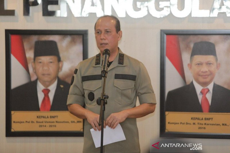 BNPT bangun zona integritas wujudkan bebas korupsi