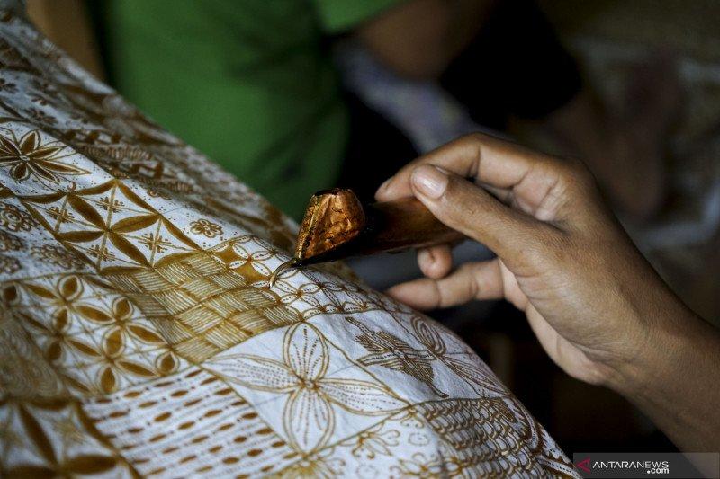 Pelaku UMKM batik Yogyakarta rindukan pameran langsung