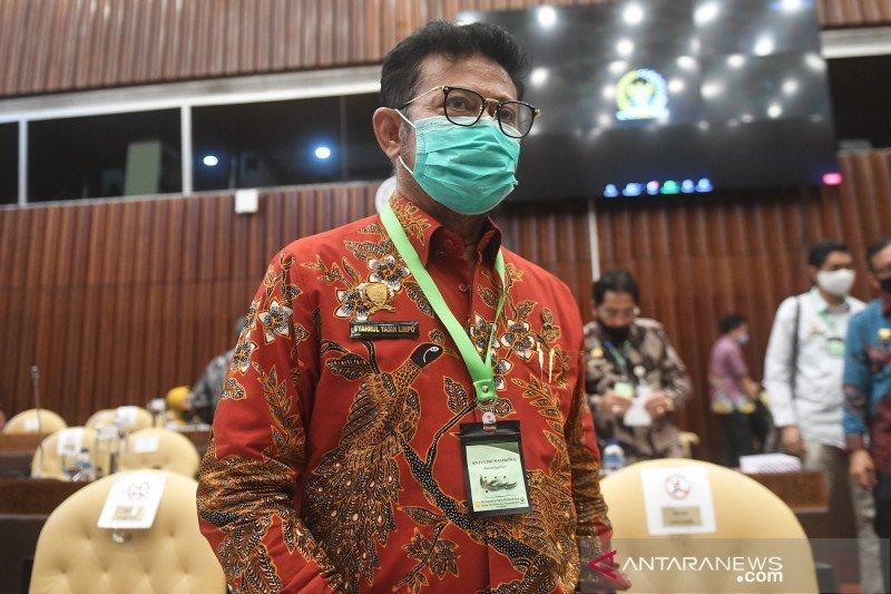 Soal kalung antivirus, Komisi IV sarankan jangan terlalu dipublikasi