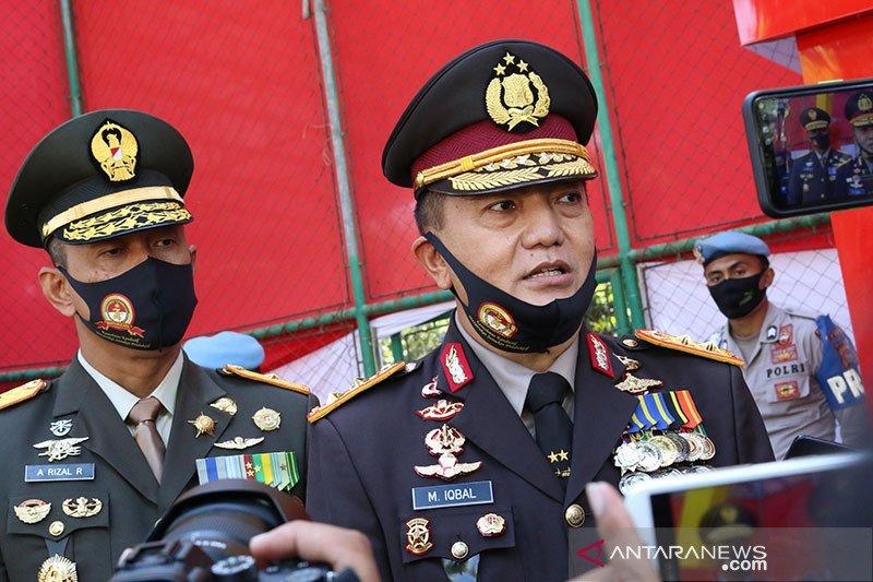 TNI-Polri NTB siaga di rumah sakit cegah penjemputan jenazah COVID-19