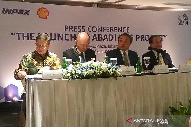 INPEX optimistis Proyek LNG Abadi Blok Masela jalan terus