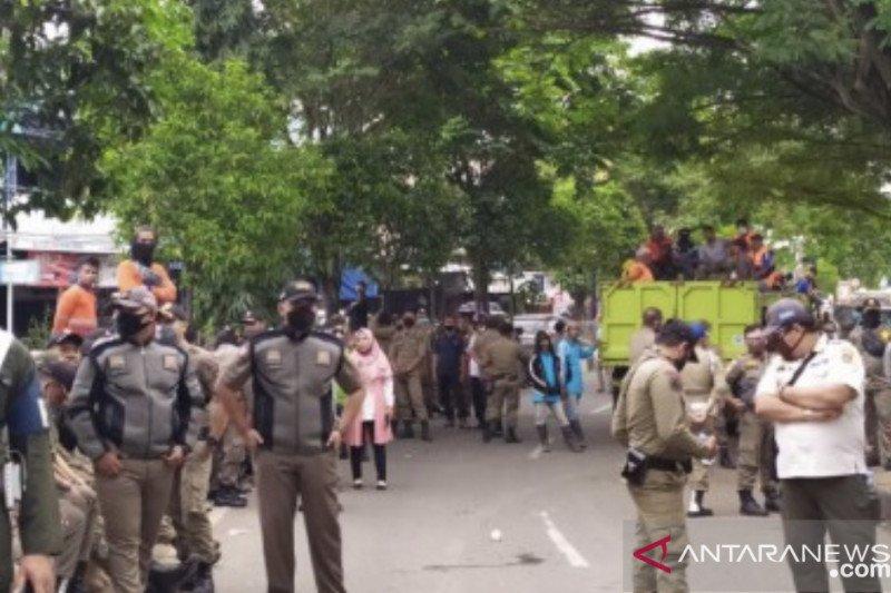 Pemkot Samarinda klaim beri santunan korban penggusuran Pasar Segiri