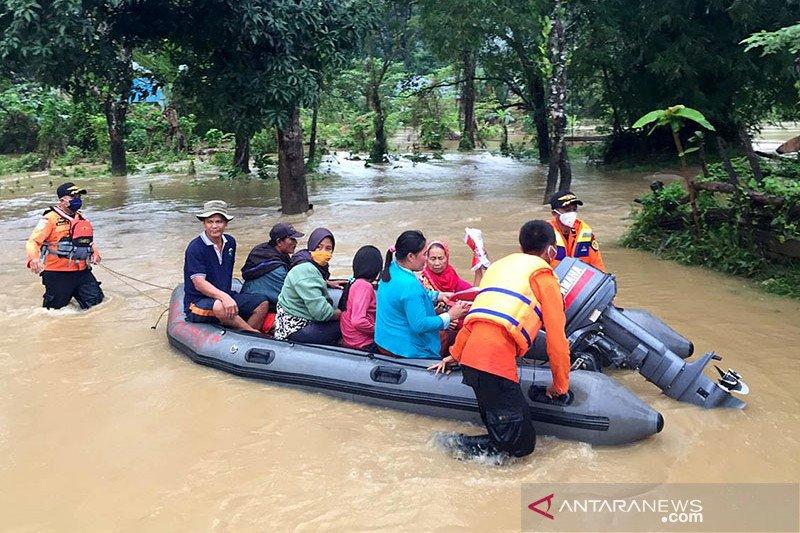 Banjir rendam dua desa di Konawe Utara
