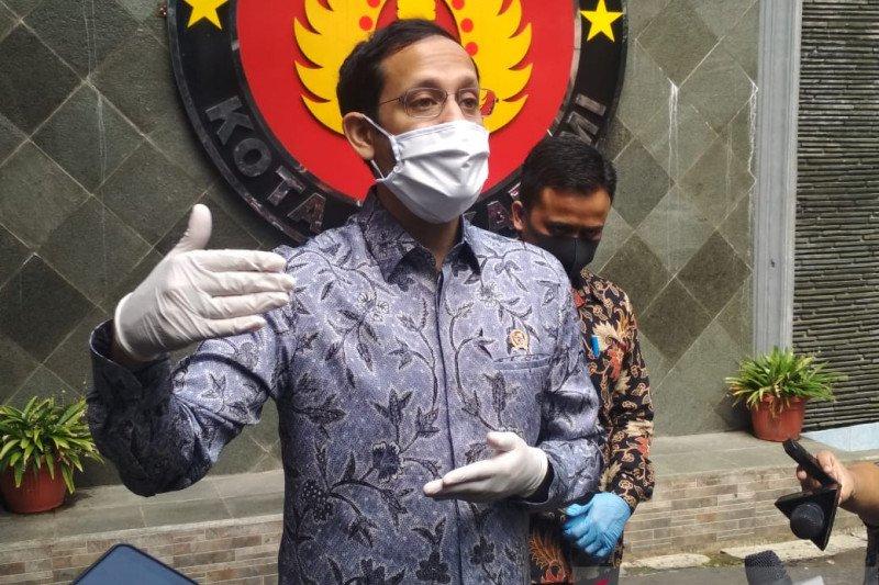 SMAN 4 Kota Sukabumi jadi percontohan KBM tatap muka DI masa ...