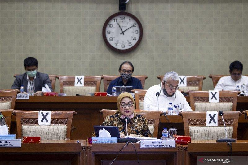 Raker Menaker dengan Komisi IX
