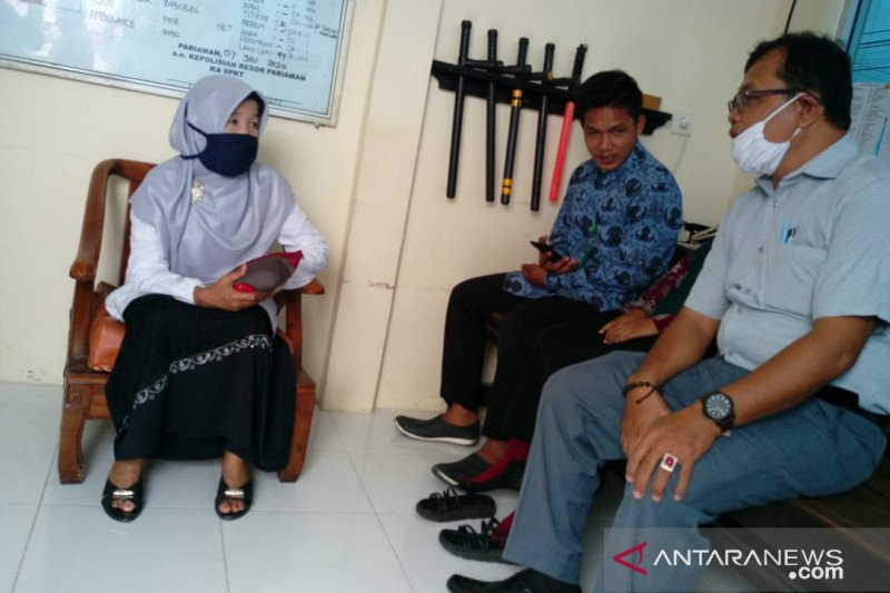 Dana BOS SMPN 1 Kampung Dalam Rp40 juta dijambret orang tak dikenal