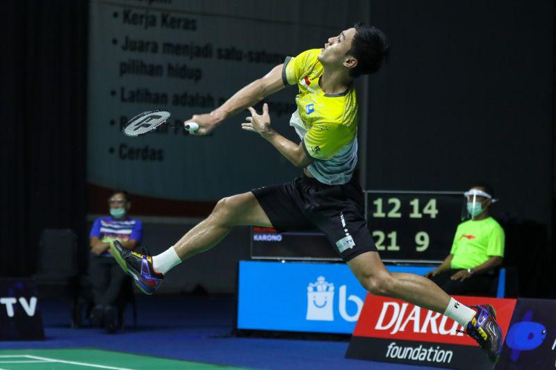 Shesar singkirkan wakil Malaysia di pertemuan perdana Swiss Open