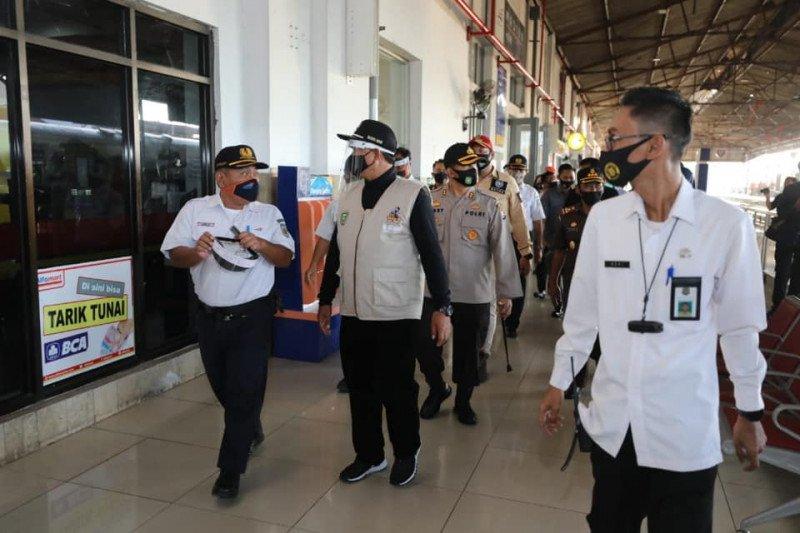 Deteksi dini COVID-19, Daop Madiun miliki tiga Stasiun Tangguh Semeru