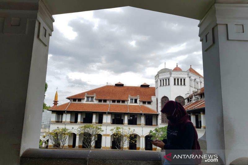 PT KAI buka kembali objek wisata Lawang Sewu di Semarang