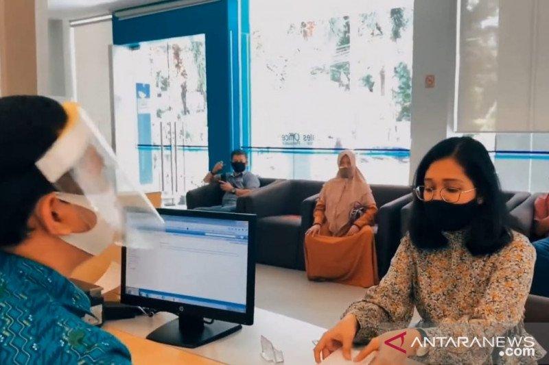 Garuda kerja sama Dinkes Sulsel fasilitasi tes cepat gratis penumpang