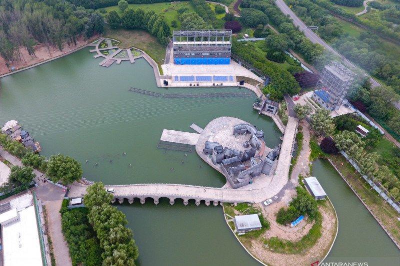 Benteng kuno Guoyu dan situs bersejarah Dijicheng