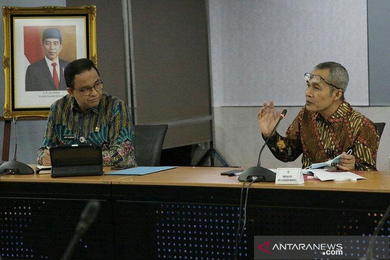 KPK monitor implementasi penyaluran bansos di DKI dan Kemendes