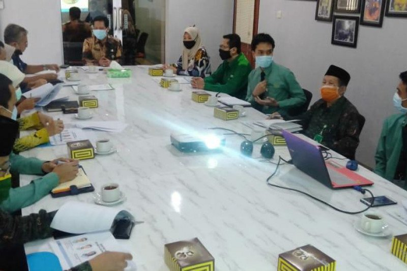 Normal baru, RS Mata Achmad Wardi Serang buka layanan