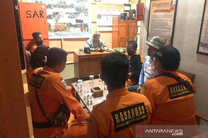 Kapal nelayan dengan tiga ABK hilang di laut Pangandaran