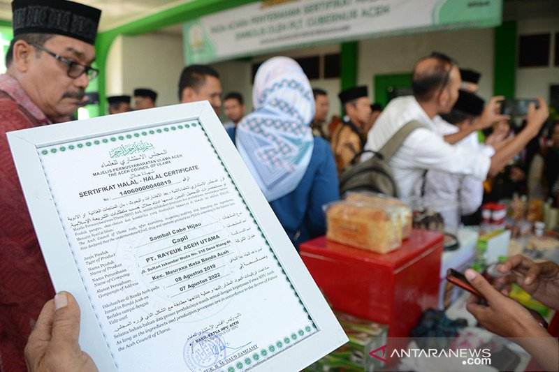 RI-Malaysia-Thailand cetak ribuan UKM Halal berorientasi ekspor