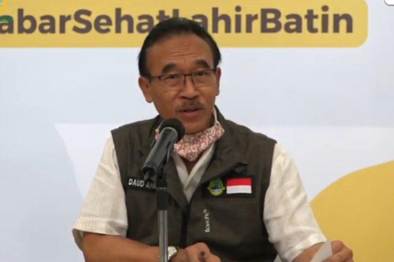 GTPP Jabar: TNI tangani langsung kasus COVID-19 di Secapa AD