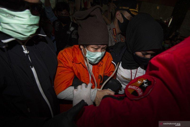 Buronan Maria Pauline Lumowa tiba di Indonesia
