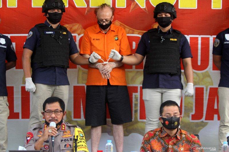 Sepekan kriminalitas, pembunuhan editor Metro TV hingga kasus narkoba