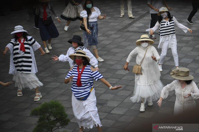 Penerapan protokol kesehatan guna membangkitkan sektor pariwisata