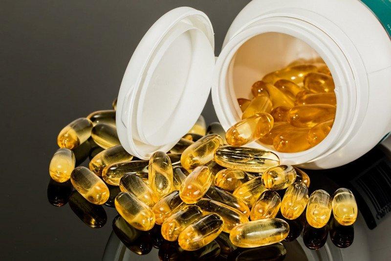 Minum suplemen peningkat sistem imun sebaiknya ada jeda