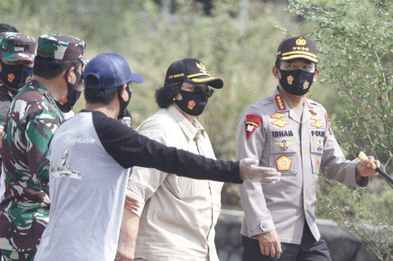 Menteri LHK: Kampung Tangguh Nusantara ideal untuk pengendalian perubahan iklim
