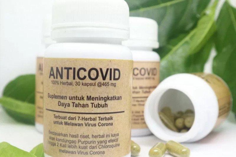 Pakar: Obat herbal bukan penangkal virus