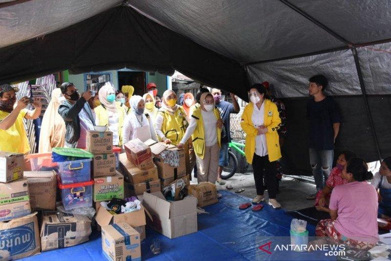 IIPG bantu korban kebakaran di kawasan Setiabudi